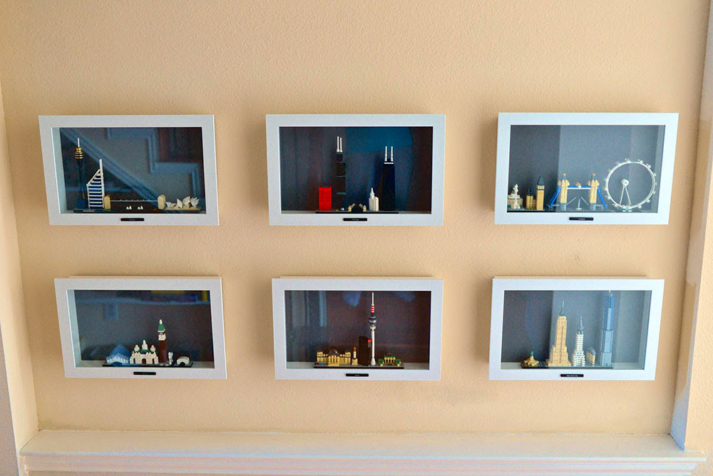 Brickfinder Decorate Your Home With Ikea And Lego Architecture