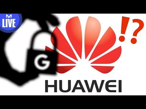 Google cede a presiones de Trump y vetará acceso de Huawei a sistema Android
