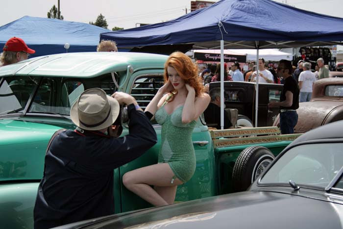 Carshow Pinup 001