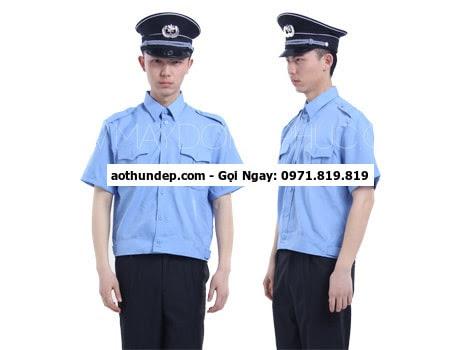 đồng phục bảo vệ tại hà nội