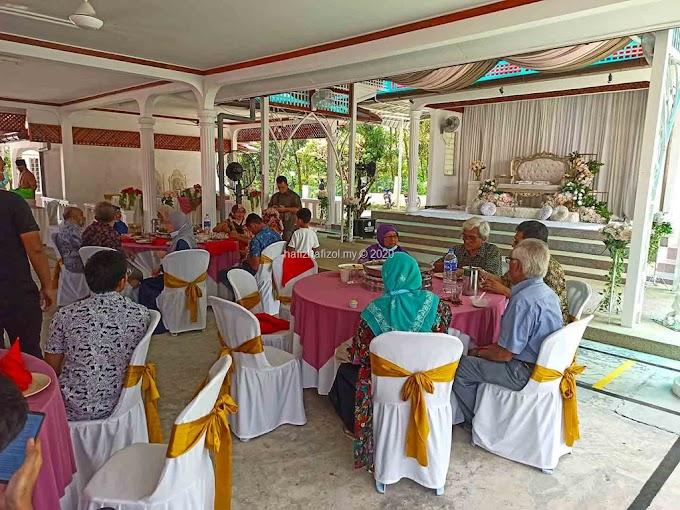 Majlis Kahwin di Seri Dusun Homestay, Sepang