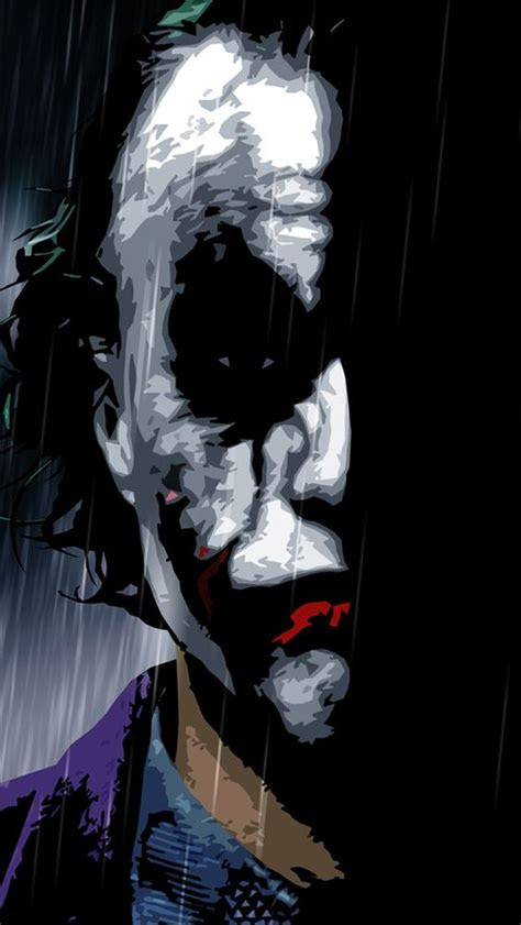 iphone  wallpaper jokers  joker batman  pinterest