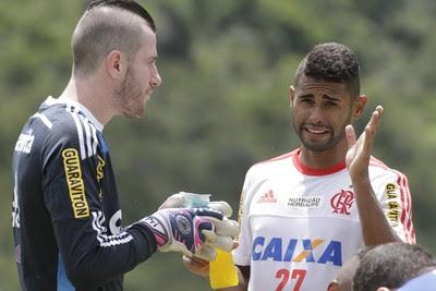 Flamengo terá Kayke como titular no ataque