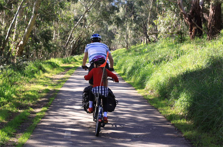 Bike Ride #1