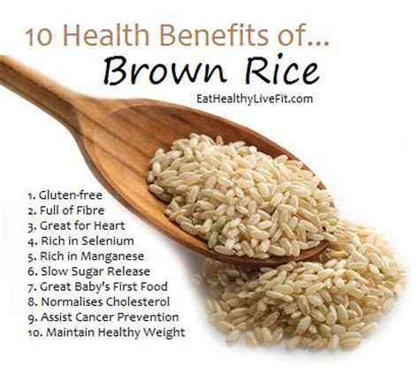 benefits  brown rice  recipe healthy living kenya