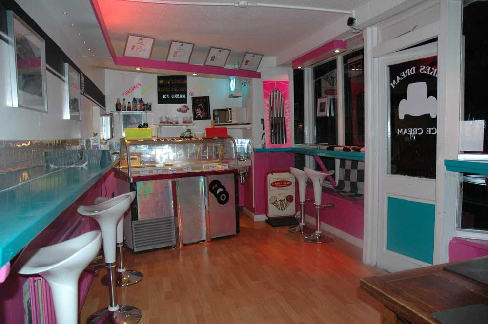 Ice Cream Parlour Design Miranda S Ice Cream Parlor D Models And