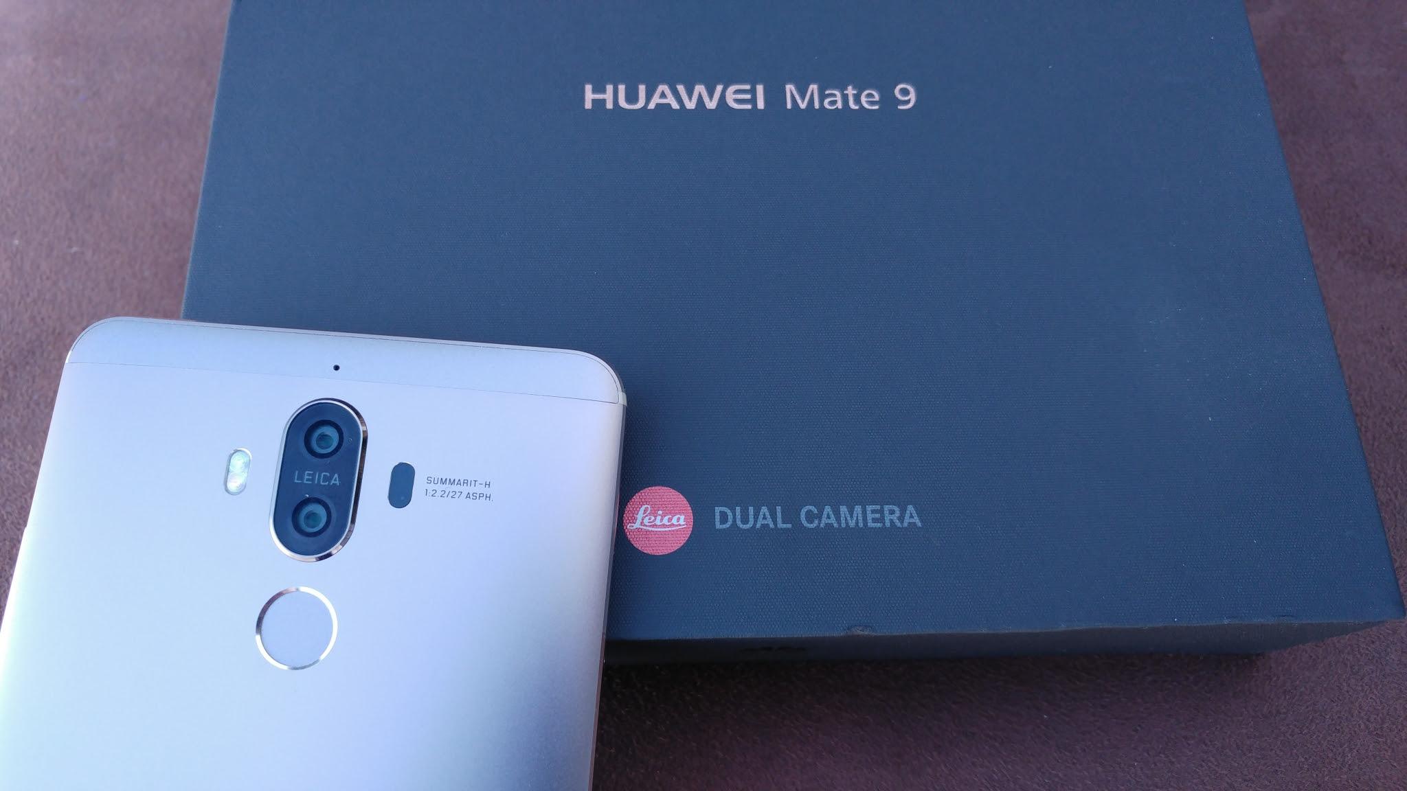 تقييم هاتف هواوي Mate 9 عتاد قوي وأداء قوي