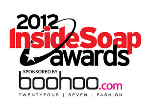 Inside Soap Awards 2012 Logo