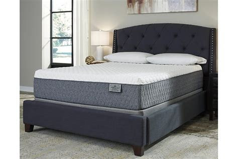 american classic memory foam hybrid king mattress ashley