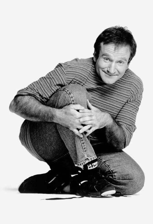 The Irrationality Of Robin Williams Death The Brand Chef
