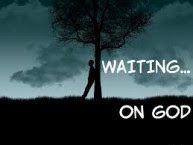 waiting for God
