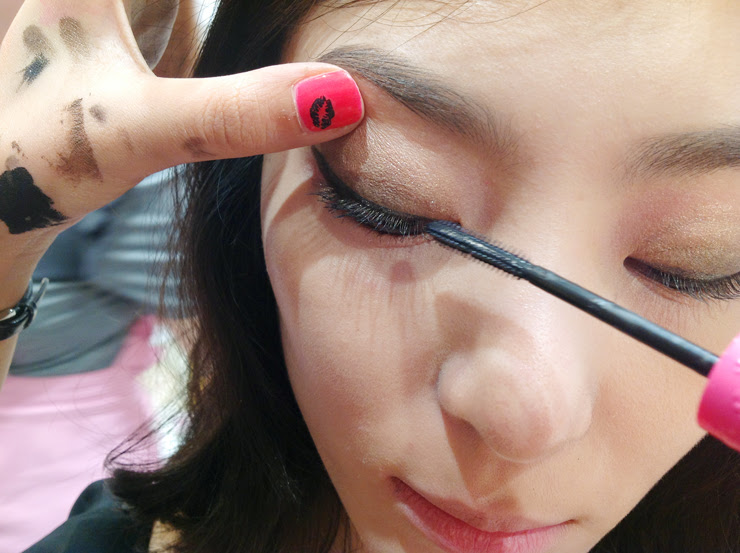 etude house, etude house tutorial make up, lash perm mascara, chibi's etude house korea, jual etude house murah, wonder pore, bling in the sea, tutorial make up, make up korea, etude house, mascara waterproof