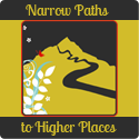 Narrow Paths to Higher Places button