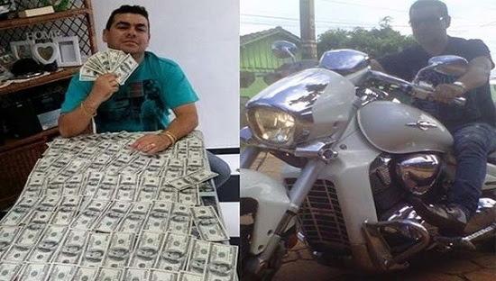 Resultado de imagen para Acribillan al 'Millonario del WhatsApp' en Pedro Juan py