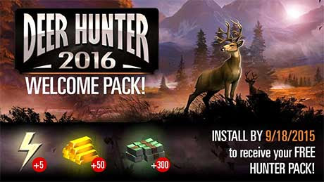 Deer Hunter 2016 Mod Apk, download deer hunter 2016 mod apk, mod apk deer hunter 2016, deer hunter 2016 download, unlimited money deer hunter apk download, Deer Hunter 2016 Mod Apk unlimited money energy