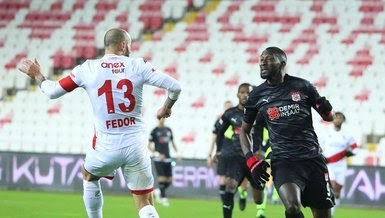 Sivasspor  - Antalyaspor Canlı maç izle - Sivasspor-Antalyaspor Maç linki