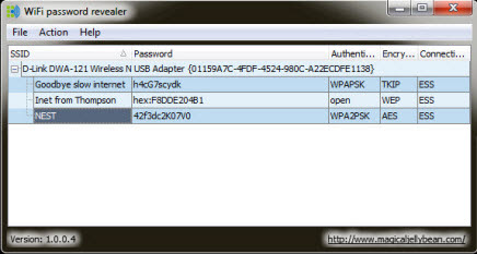 WiFi Password Revealer 1.0.0.5 Final