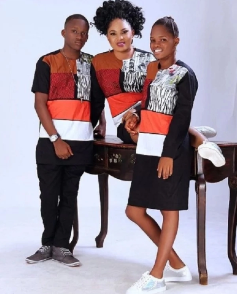 Actress Regina Chukwu  Shares Emotional Story Of  Her Marriage,Children,Reunites After 17 Years.
