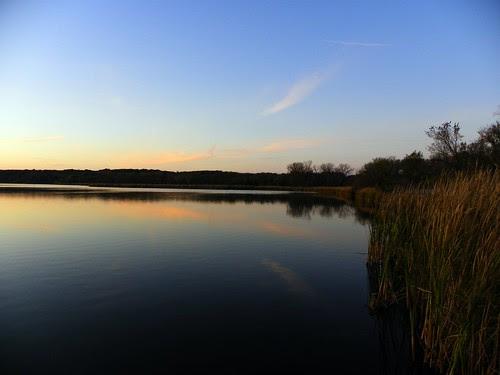 Saganashkee Slough sunset, Palos Hills IL (3)