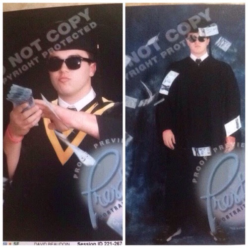 5 - 23 Unusual Graduation Photos That Will Make You Say... WTF?