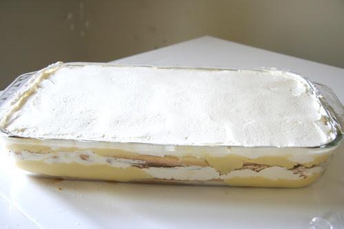The Makings of Homemade Tiramisu