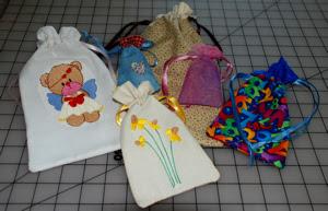 ITH Drawstring Bags