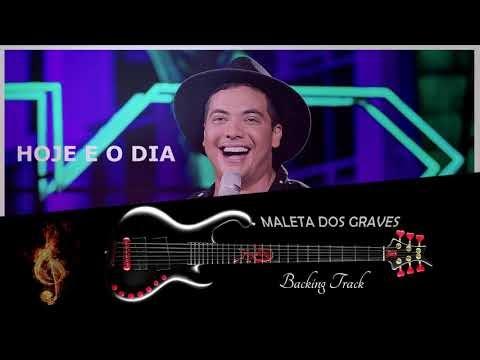 Backing Track pra Contra Baixo -  HOJE E DIA - PLAY ALONG