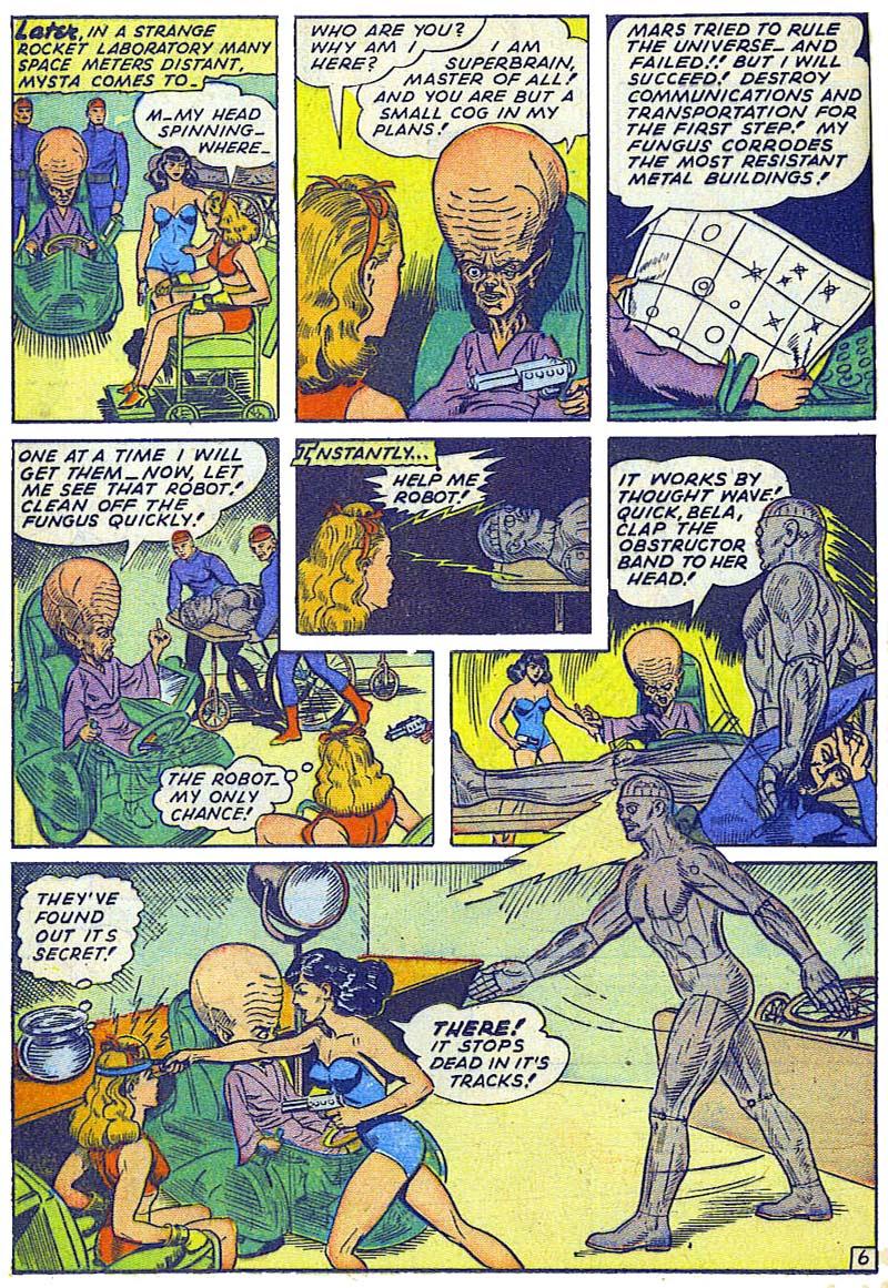 Planet Comics 36 - Mysta (May 1945) 06