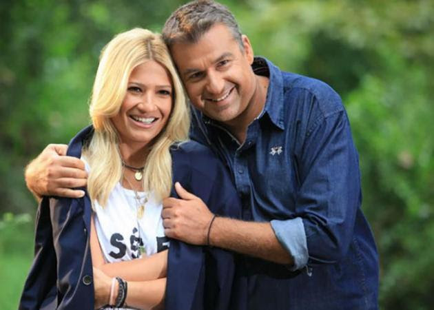 Γιώργος Λιάγκας - Φαίη Σκορδά: Όλη η αλήθεια για τον χωρισμό τους και η κοινή τους δήλωση!