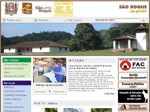 Concursos públicos em Sao Roque (Foto: Reprodução)