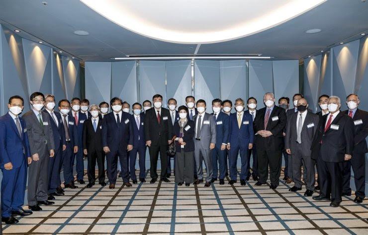 2020 Korea Times Forum in photos