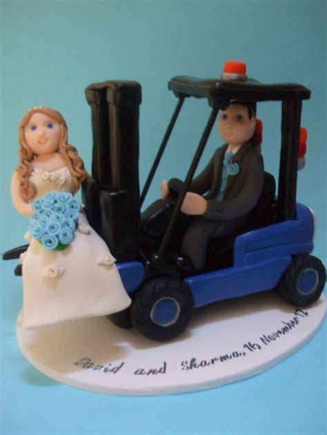 Personalised Wedding Cake Toppers