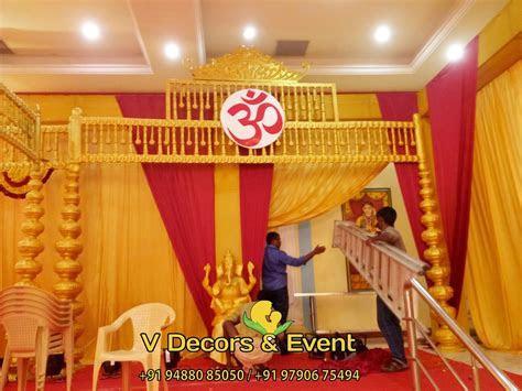 Wedding Decorators : Wedding Decorations in Chennai