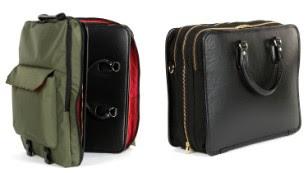 The LeTrav Convertible Carrying Case.