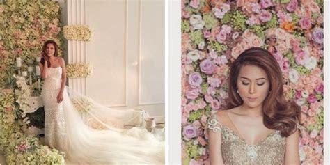 Toni Gonzaga & Paul Soriano's Wedding Venue & Gown