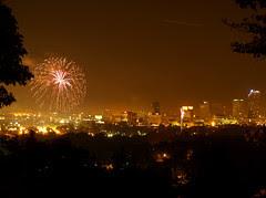 Little Rock fireworks