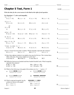 5 FREE CHAPTER 7 TEST FORM 1A ANSWER KEY PDF DOWNLOAD DOCX ...