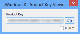 Windows 8 Product Key Free List