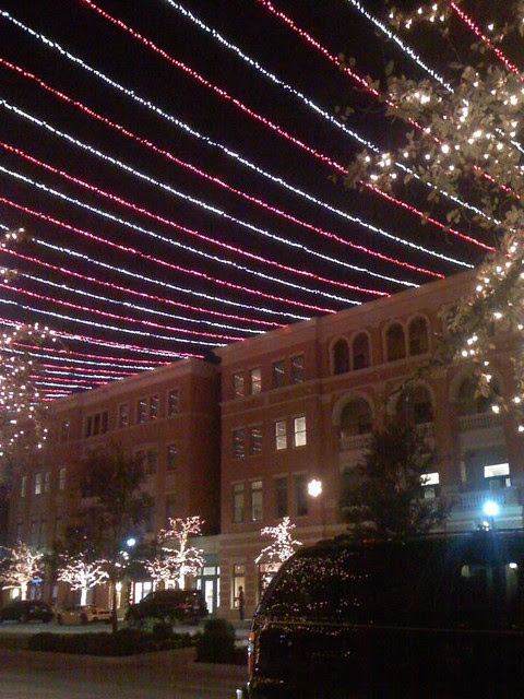 Christmas Light Canopy | Christmas Ideas
