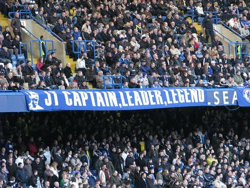 John Terry, Captain, Leader, Legend