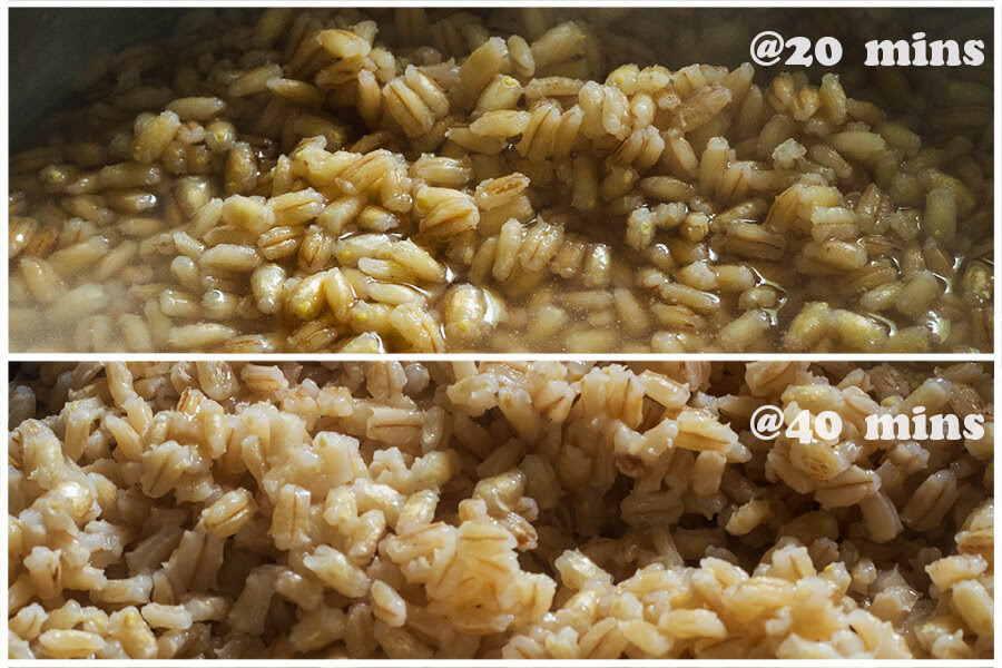 How To Make Fluffy Pearl Barley - Cooking Maniac