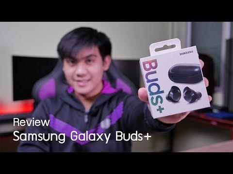รีวิว Samsung Galaxy Buds+ เบสหนัก ฟังก์ชันครบครัน แบตมหาอึด (ฉบับละเอียดยิบ)