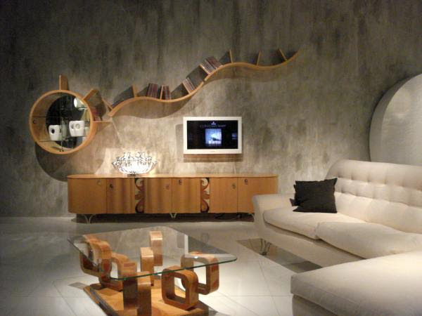 amazing shelves, milan 2010
