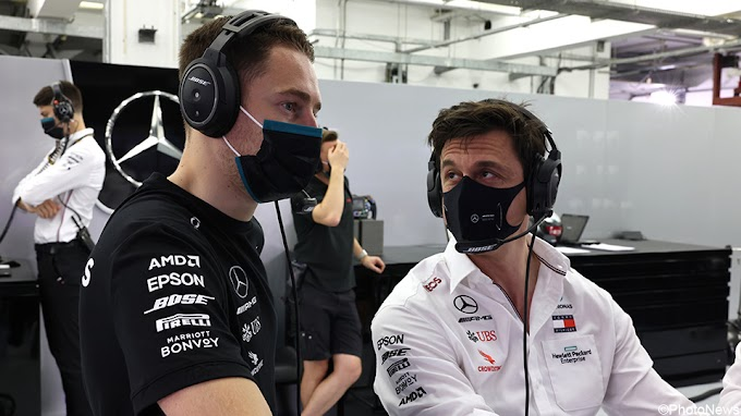 "Mercedes-teambaas: ""Stoffel Vandoorne verdient een plekje in de Formule 1"""