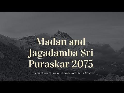 Madan Puraskar and Jagadamba Sri Puraskar
