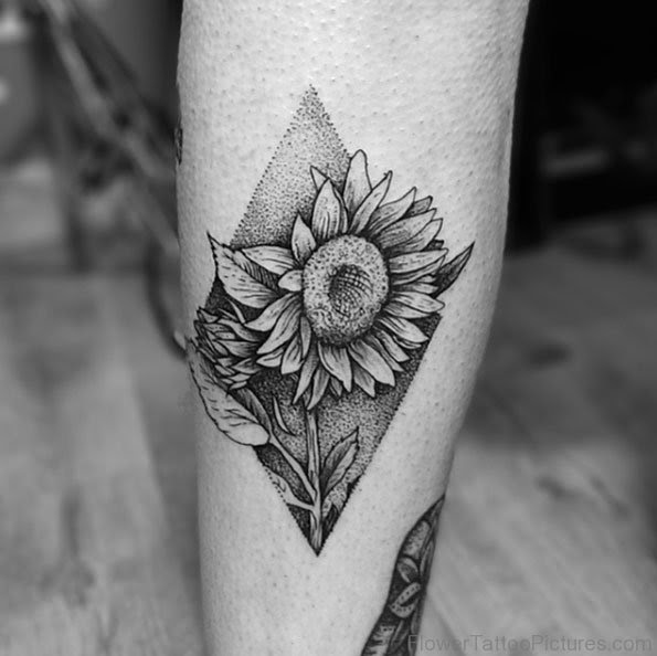 65 Impressive Sunflower Tattoos