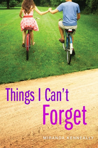 Things I Can't Forget (Catching Jordan, #3)
