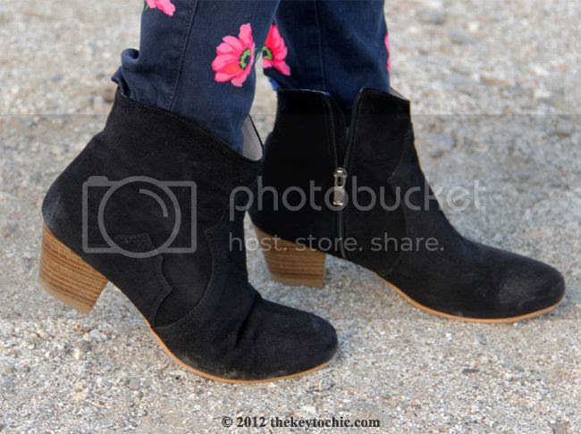 Isabel Marant Dicker boots for less, Isabel Marant Dicker boots look alikes, black suede western ankle boots