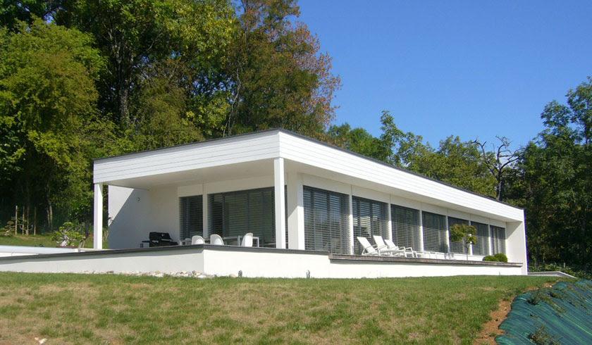 Plan Maison Terrain En Longueur - Ma Maison Est Mon Palais