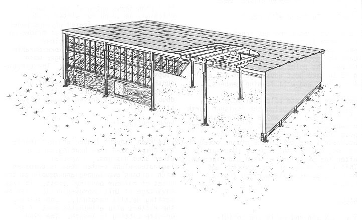 Damis  Plans For Cattle Sheds